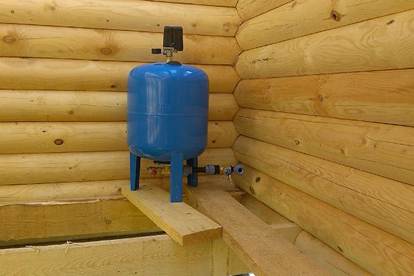 Оборудование для скважины в доме