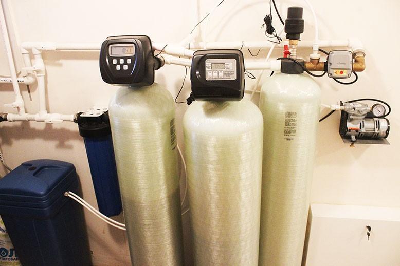 Автономная фильтрация воды в частном доме