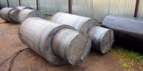 Купить кессон с доставкой для скважины в Москве и Московской области