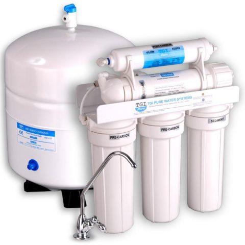 Фильтрация воды для дома